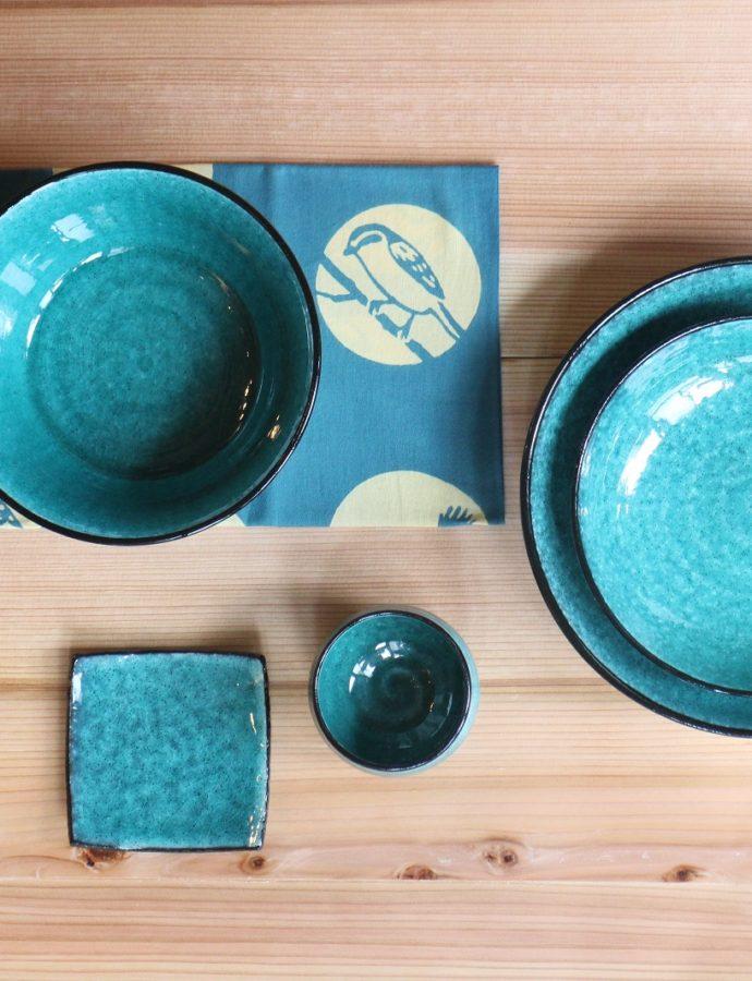 陶器『トルコブルー』