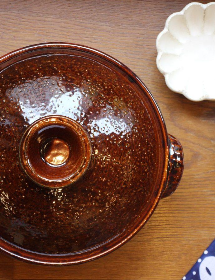 伊賀焼『土鍋』