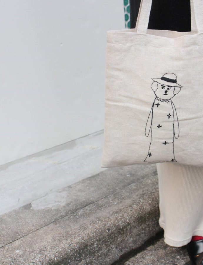 『sennokoto』お仕事シリーズのバッグのご紹介♪