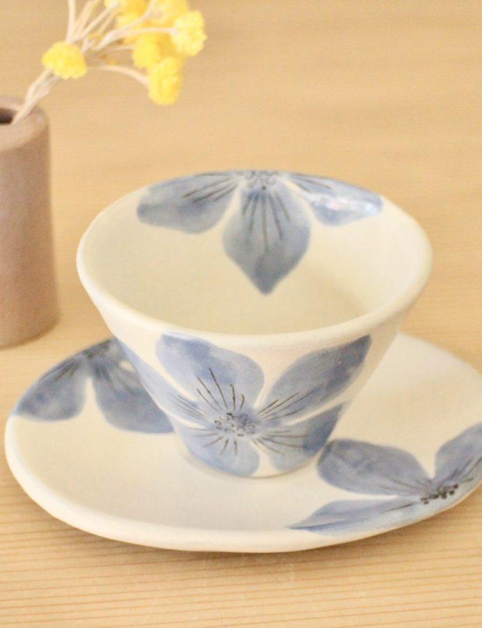 美濃焼「贅沢なお茶のじかん」