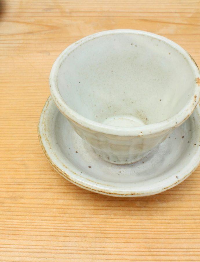 美濃焼【カップ&ソーサー】のご紹介