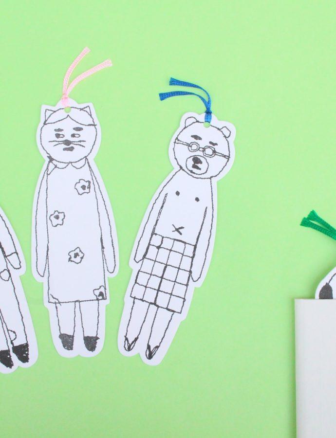 【 sennokoto 】さんの動物シオリのご紹介♩