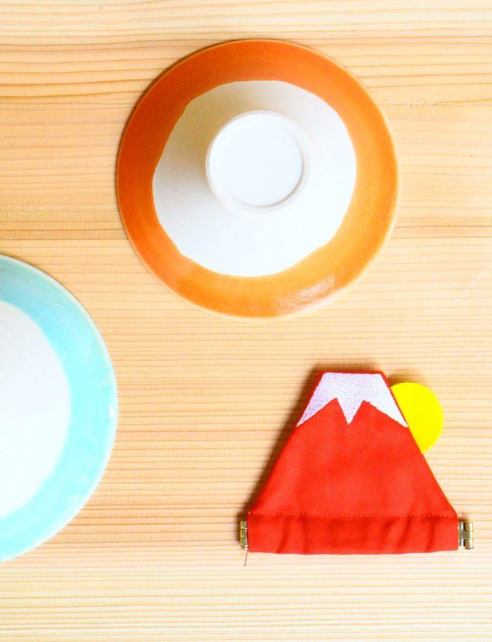 『波佐見焼』富士山モチーフのお椀