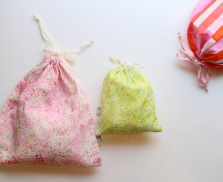 naniiro SUMAUの『巾着袋』