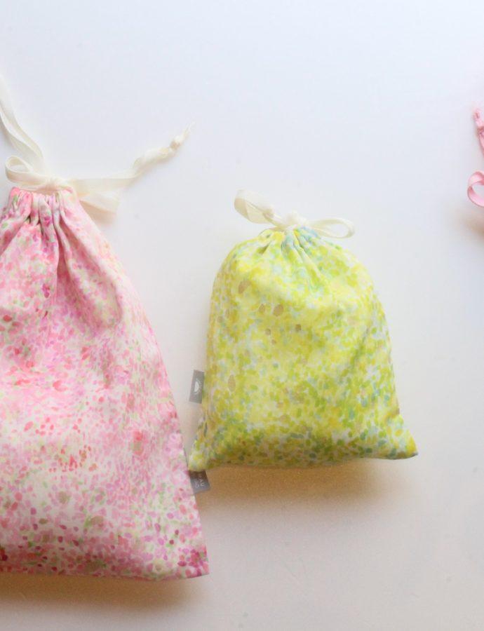 naniiro SUMAU『巾着袋』