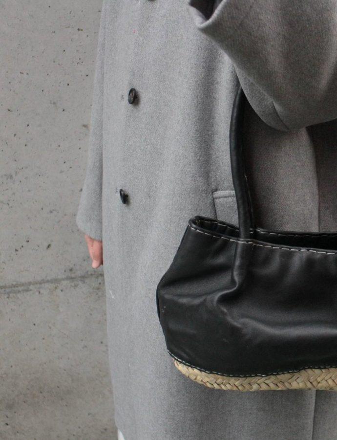 巾着式バッグ