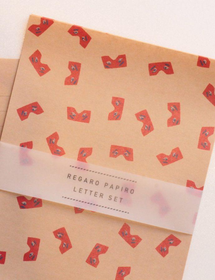 『レガーロパピロ』の可愛い紙物たちが再入荷しました!