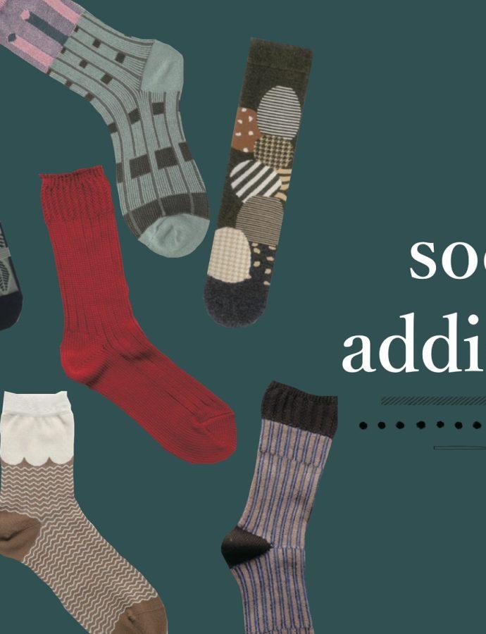 ~姉妹店milleよりイベント【socks addiction】のお知らせ📢~